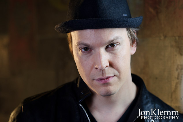 Gavin Degraw Portrait