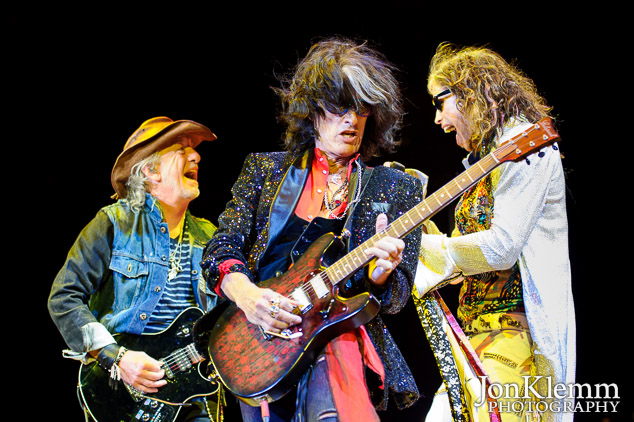 Aerosmith at Izod Center